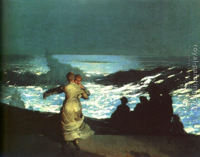 Winslow Homer : Summer Night