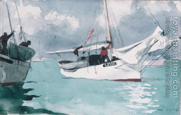 ... 33082-Homer_Winslow_Fishing_Boats_Key_West.jpg ...