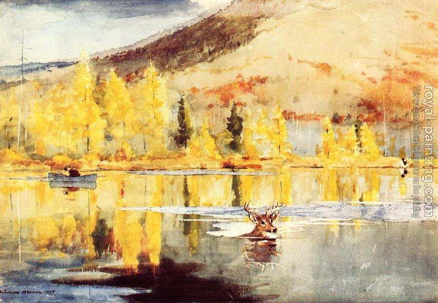 Winslow Homer : An October Day II