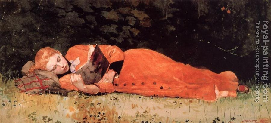 Winslow Homer : Book