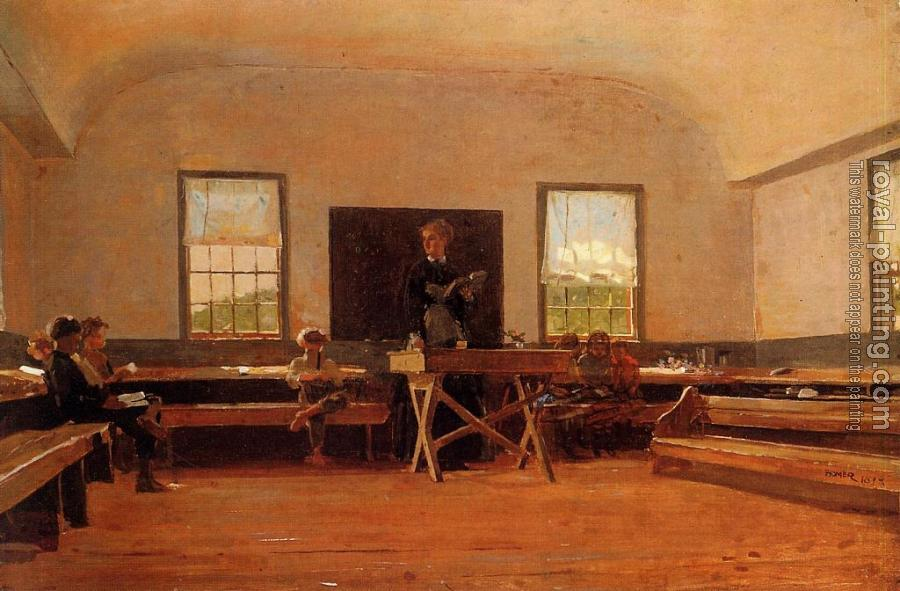 Winslow Homer : Country School