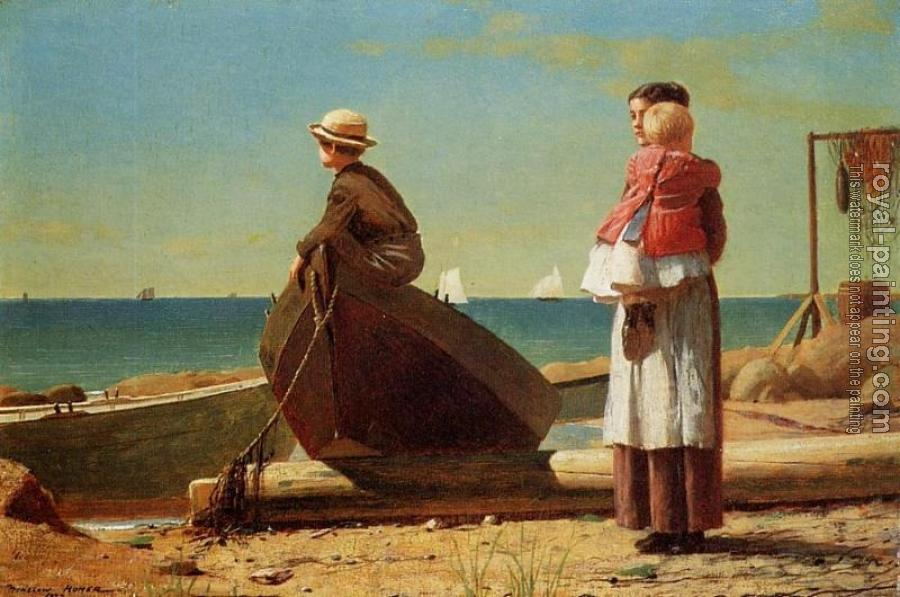 Winslow Homer : Dad's Coming II