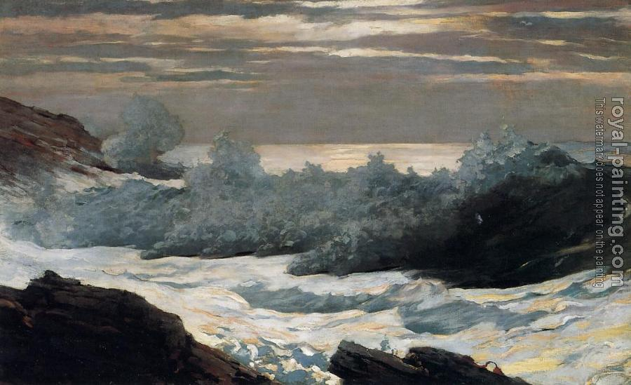 Winslow Homer : Early Morning, After a Storm at Sea