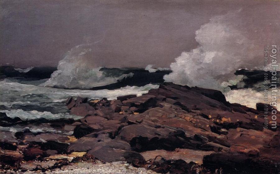 Winslow Homer : Eastern Point, Prout's Neck