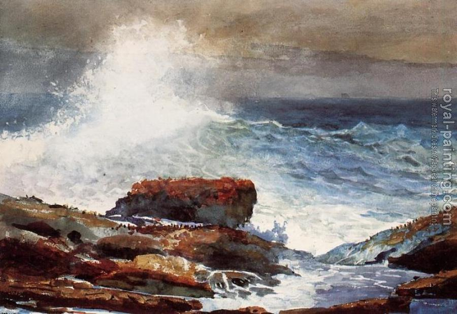 Winslow Homer : Incoming Tide