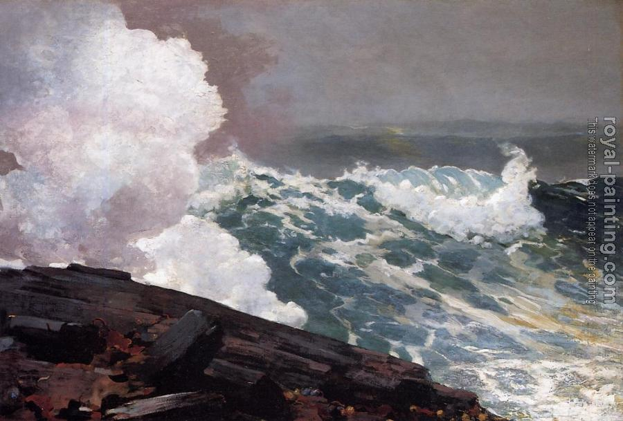 Winslow Homer : Northeaster