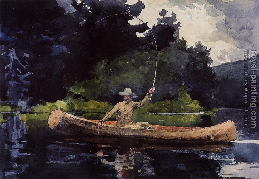 Winslow Homer : Playing Him