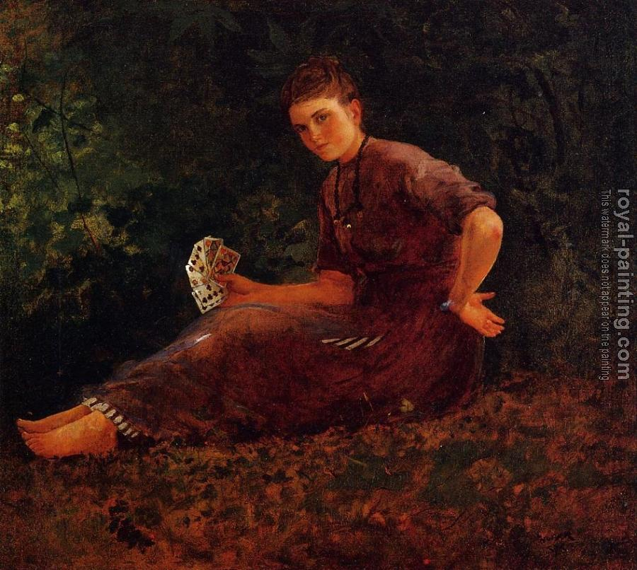 Winslow Homer : Shall I Tell Your Fortune