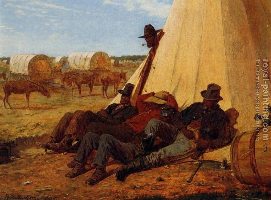 Winslow Homer : The Bright Side