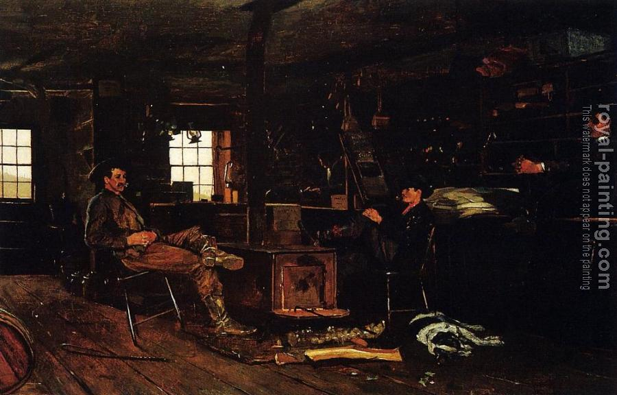 Winslow Homer : The Country Store