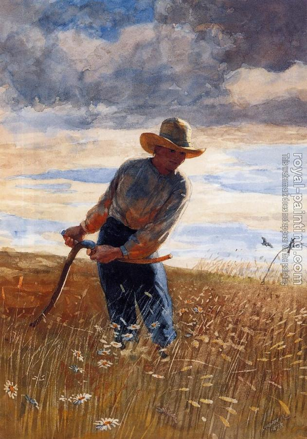 Winslow Homer : The Reaper II