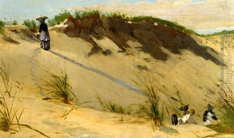 Winslow Homer : The Sand Dune