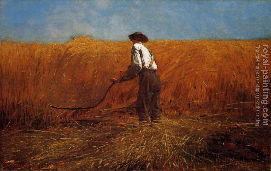 Winslow Homer : The Veteran in a New Field