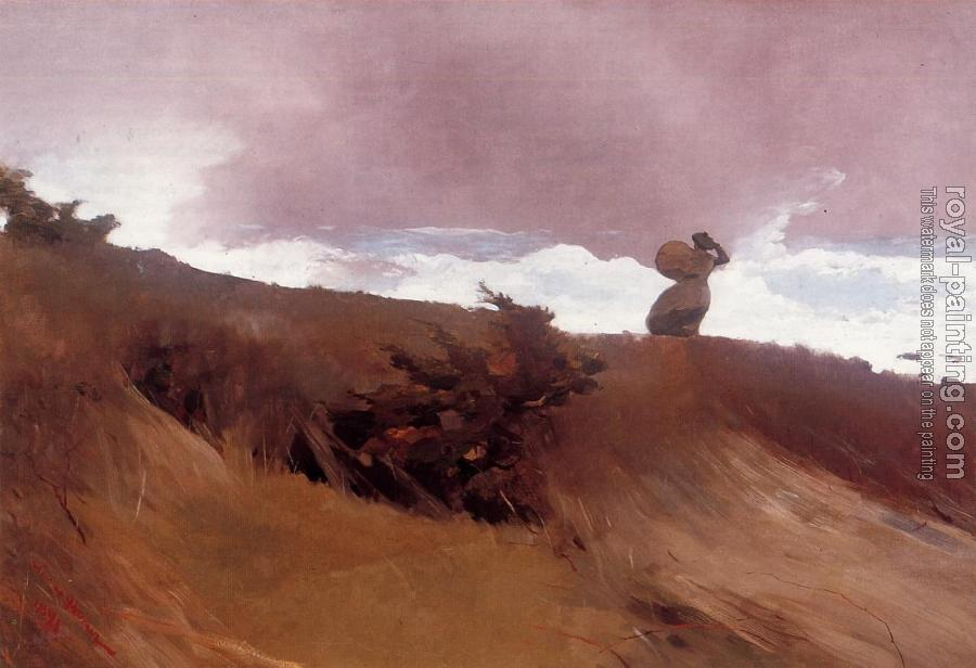 Winslow Homer : The West Wind II