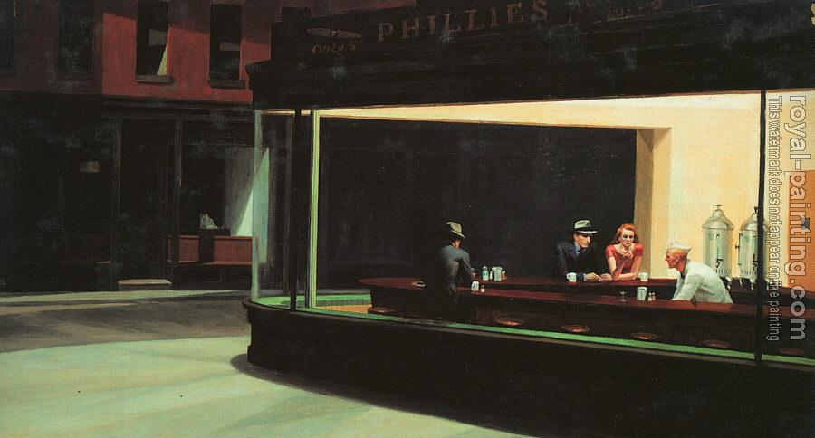 Edward Hopper : Nighthawks