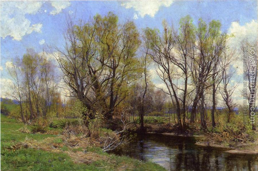 Hugh Bolton Jones : Early Spring Near Sheffield Massachusetts