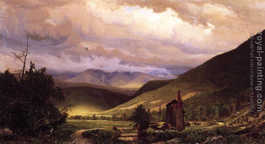 Hugh Bolton Jones : Old Smelter