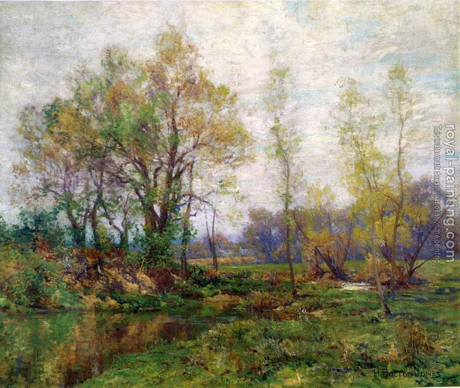 Hugh Bolton Jones : Springtime