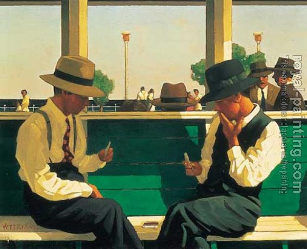Jack Vettriano : The Duellists