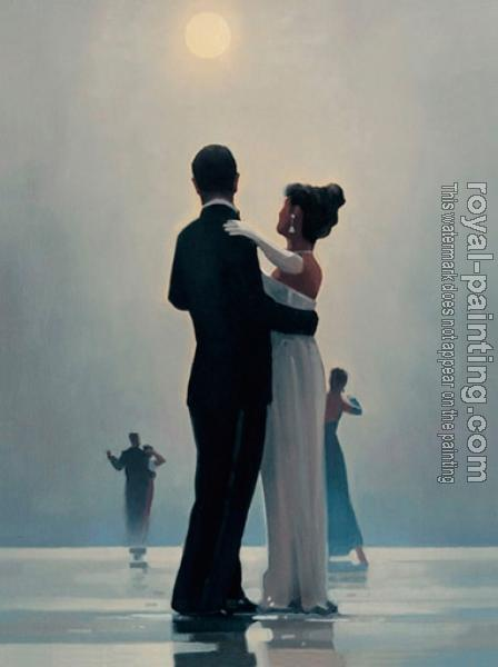 Jack Vettriano : Dance Me To The End Of Love