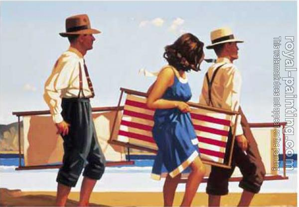 Jack Vettriano : Sweet Bird of Youth