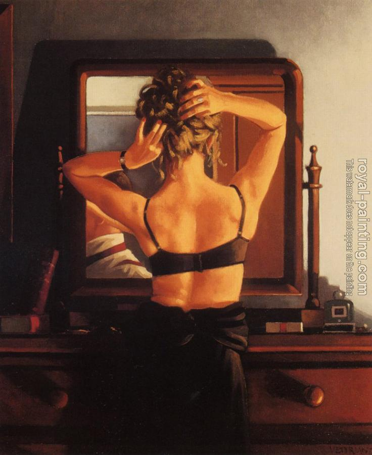 Jack Vettriano : The Rooms of a Stranger