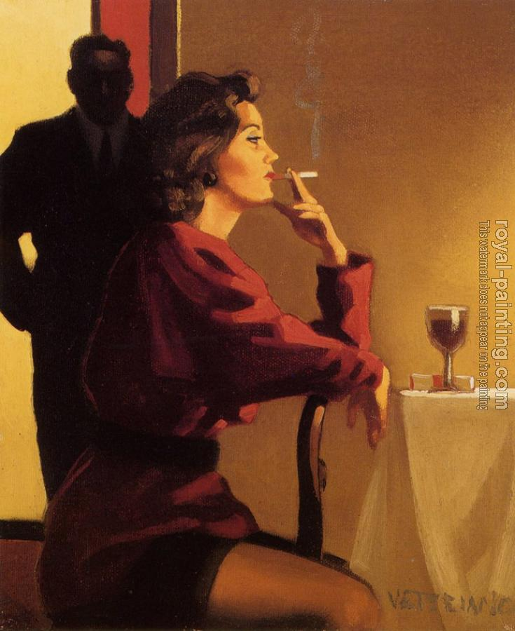 Jack Vettriano : Watch over me