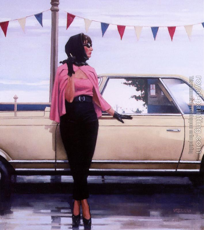 Jack Vettriano : Suddenly One Summer