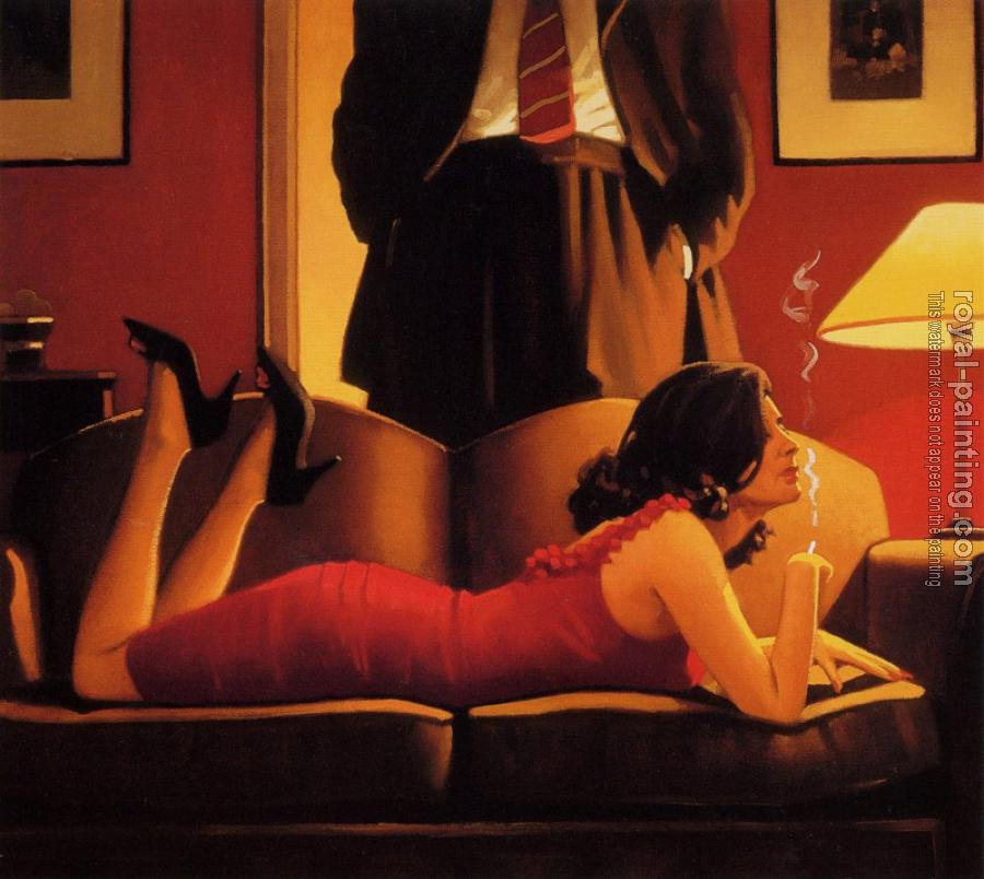 Jack Vettriano : The Parlour of Temptation II