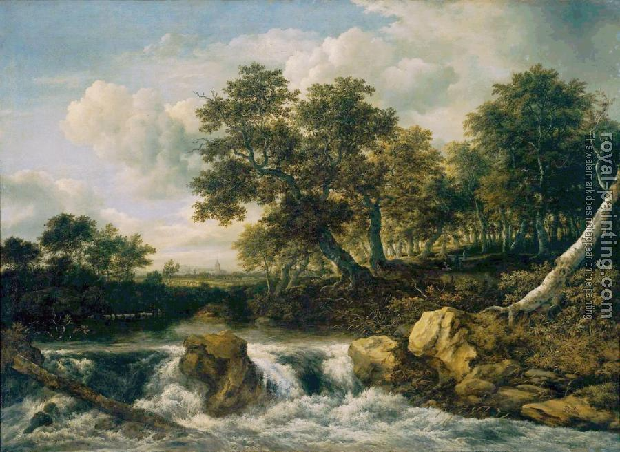 Jacob Van Ruisdael : Mount