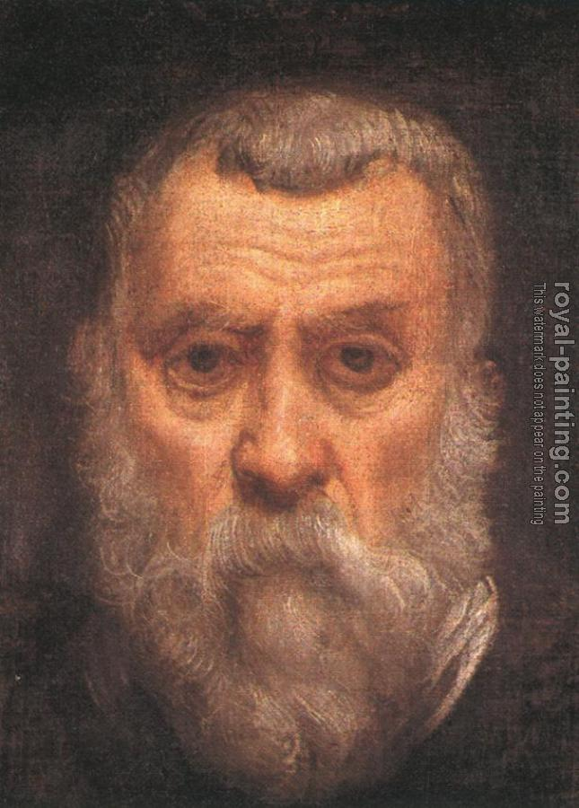 Jacopo Robusti Tintoretto : Self portrait