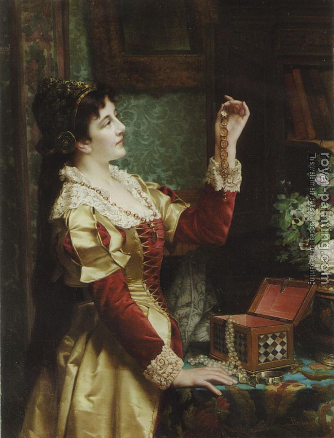 Jan Frederik Pieter Portielje : The Jewel Case