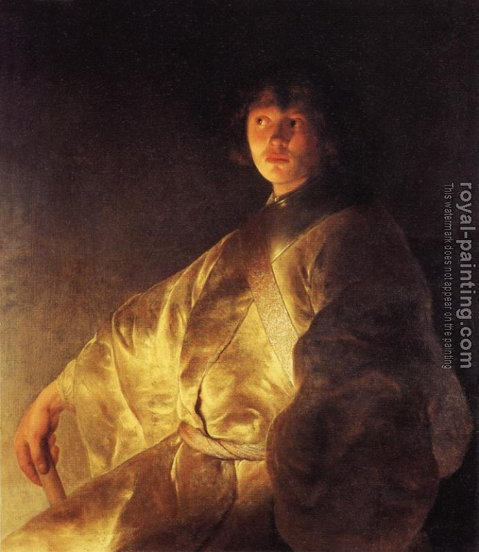Jan Lievens : Portrait