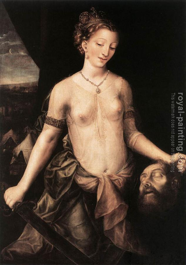 Jan Massys : Judith