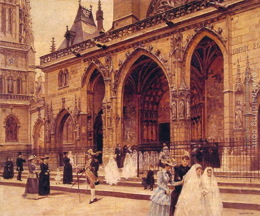 Jean Beraud : First Communion