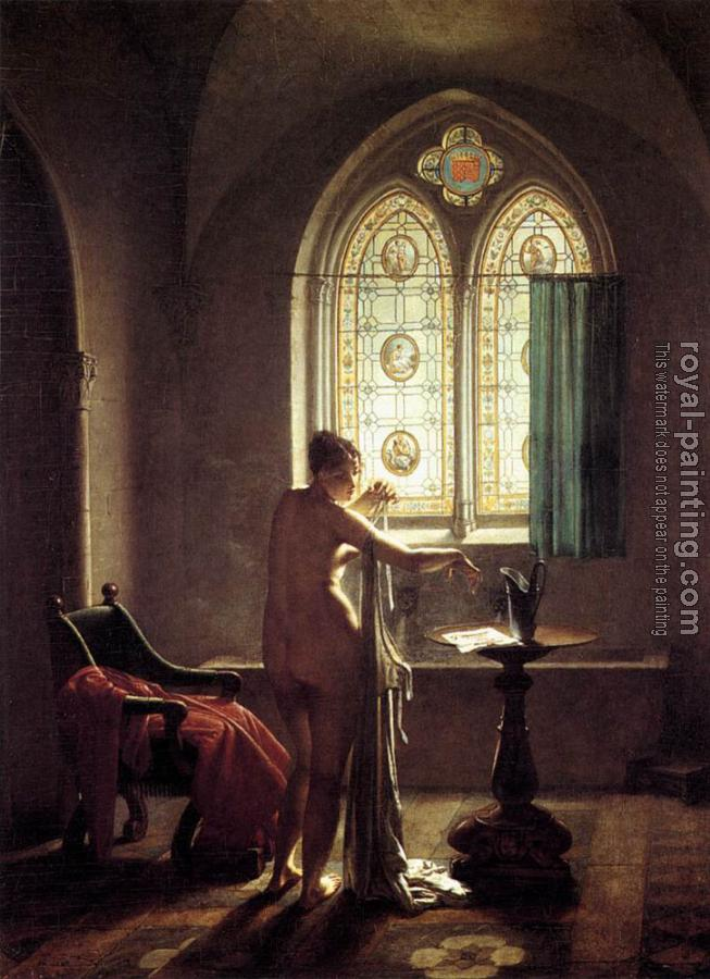 Gothic Bathroom By Jean Baptiste Mallet