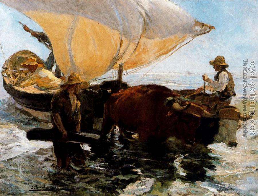 Study for The Comeback of the fisheries