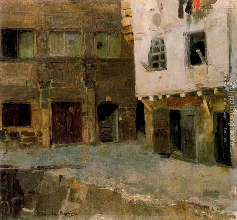 Joaquin Sorolla Y Bastida : The House of Victor Hugo in Airline