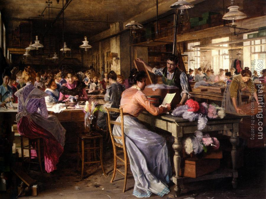 The Feather Makers