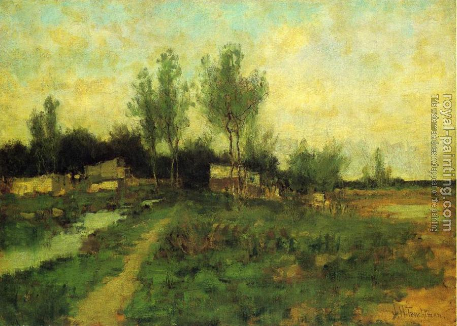 John Henry Twachtman : Country Path