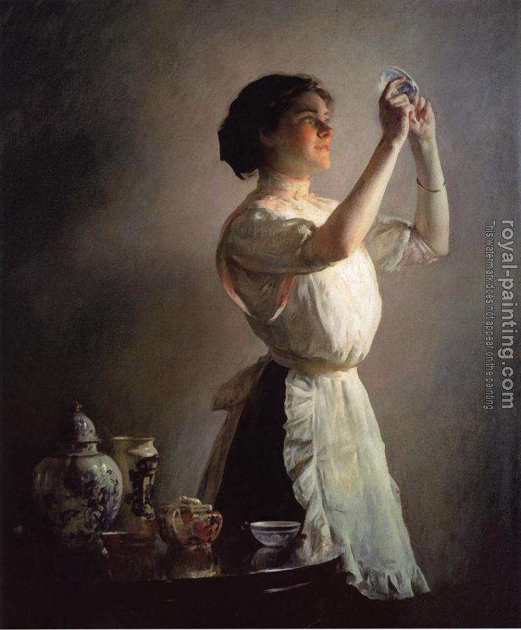 Joseph R DeCamp : The Blue Cup