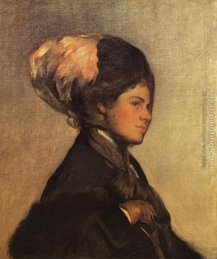 Joseph R DeCamp : The Pink Feather aka The Brown Veil