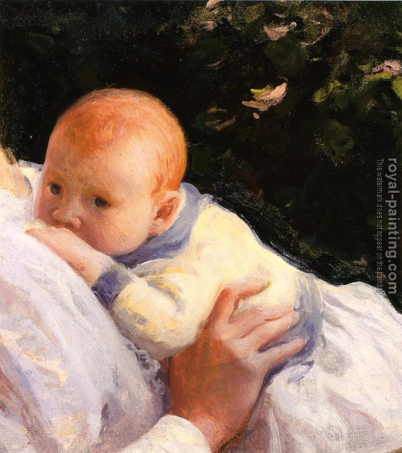 Theodore Lambert DeCamp as an Infant