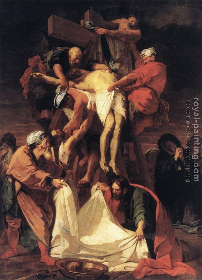 Jean-Baptiste Jouvenet : Descent from the Cross