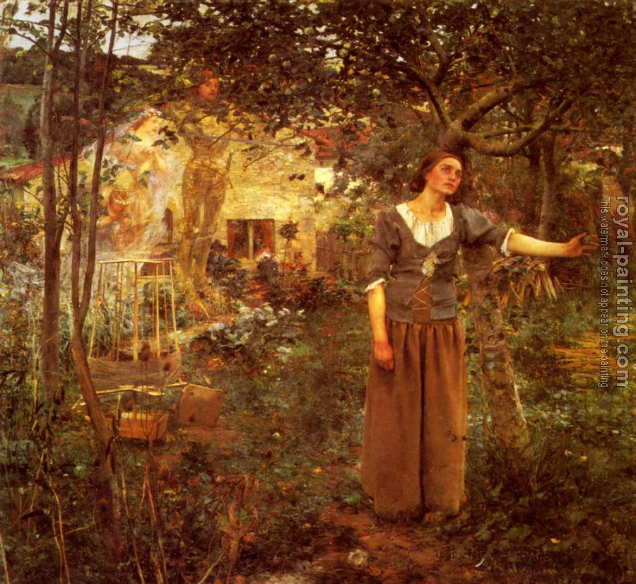 Jules Bastien-Lepage : Joan Of Arc