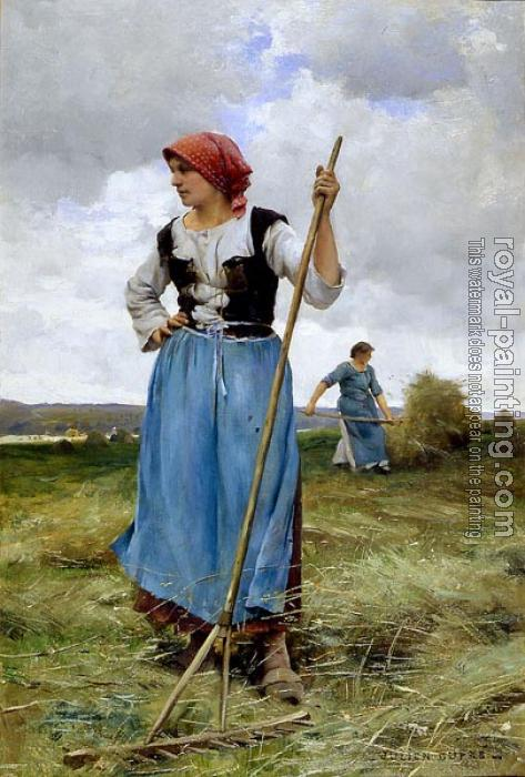Julien Dupre : Turning the Hay