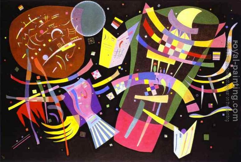Wassily Kandinsky : Composition X