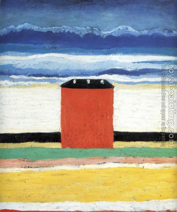 Kazimir Malevich : Red House