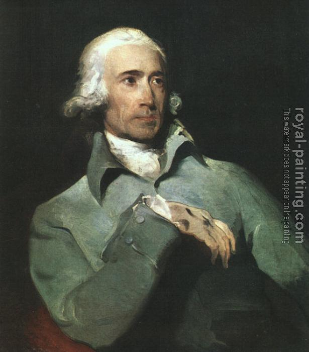 Portrait of William Lock
