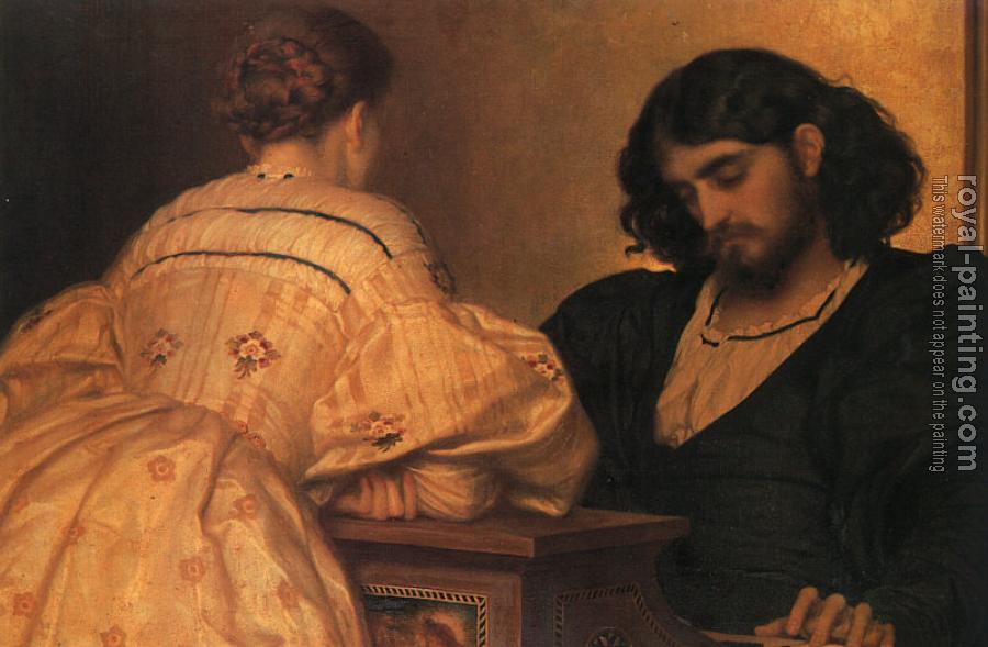 Lord Frederick Leighton : The Golden Hours